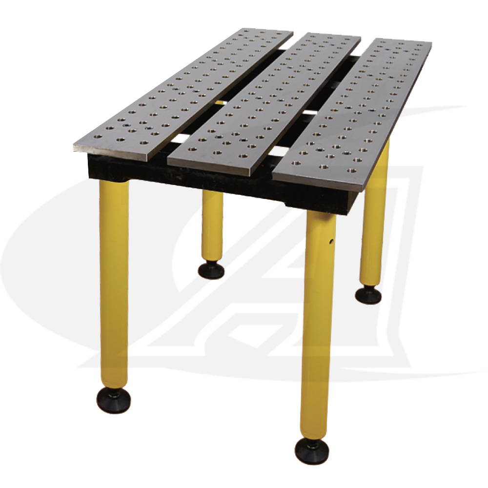 buildpro 2 0 56m x 3 welding table 36 of height with standard rh ebay com buildpro welding table nz buildpro welding table nz